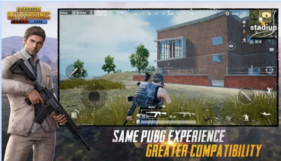 Pubg Mobile Lite For Budget Phones Is Coming To India Currently