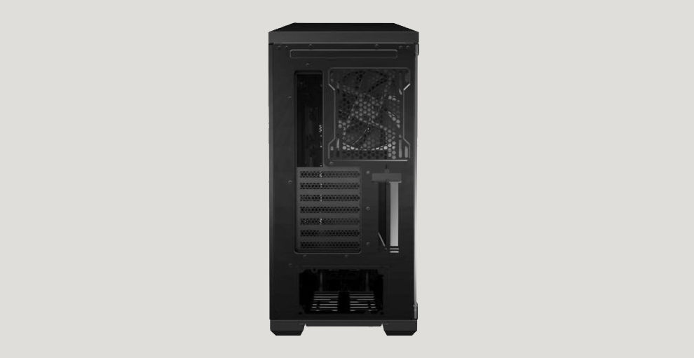 ASUS TUF Gaming GT501 Case Review Chassis Cooling performance build quality