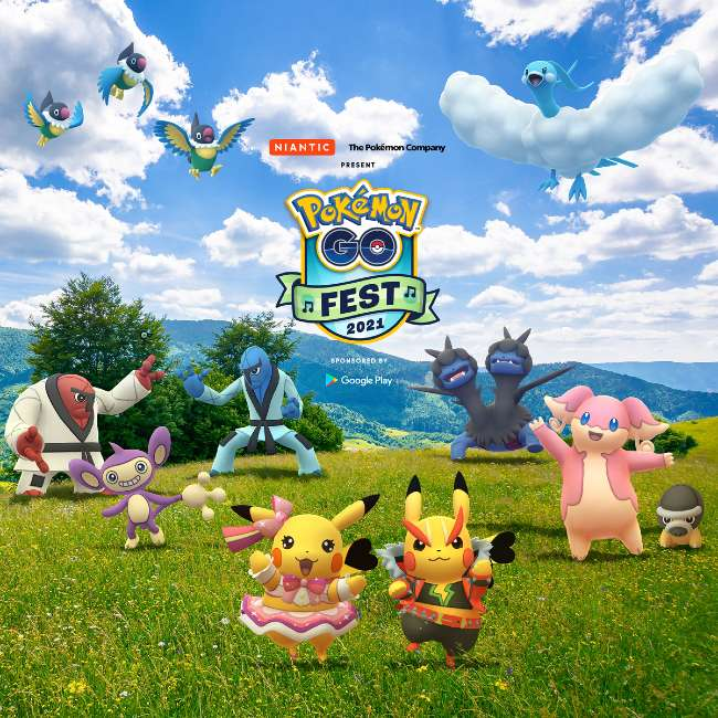 Pokemon Go is now 5 years old