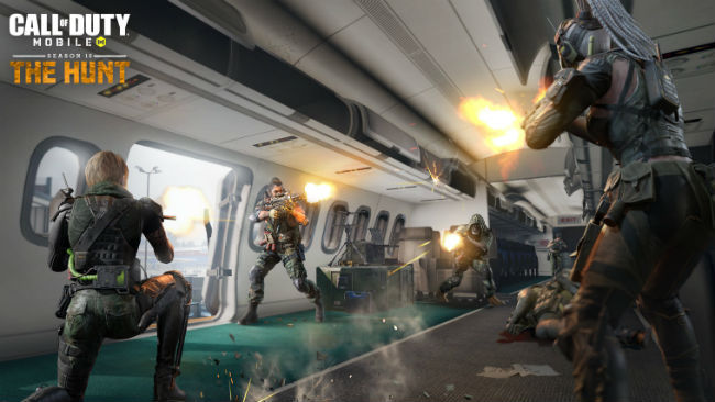 Call of Duty: Mobile's Terminal Map is apt for mid-to-long range weapons like assault rifles