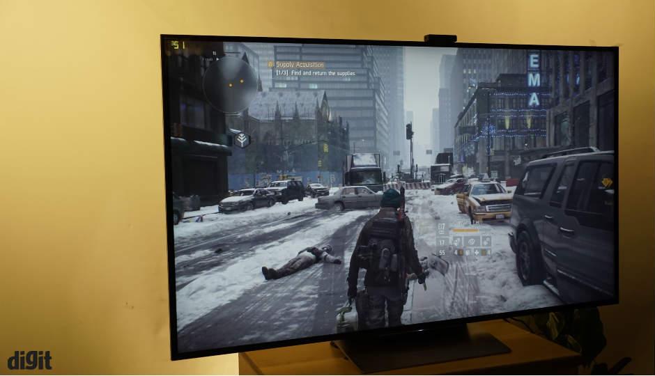tv 4k hdr. sony kd-55x9300d 4k hdr tv review: a new war begins tv 4k hdr