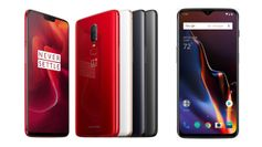 OnePlus 6, OnePlus 6T receiving OxygenOS 10.3.3 update with fix for black screen issue and April security patch