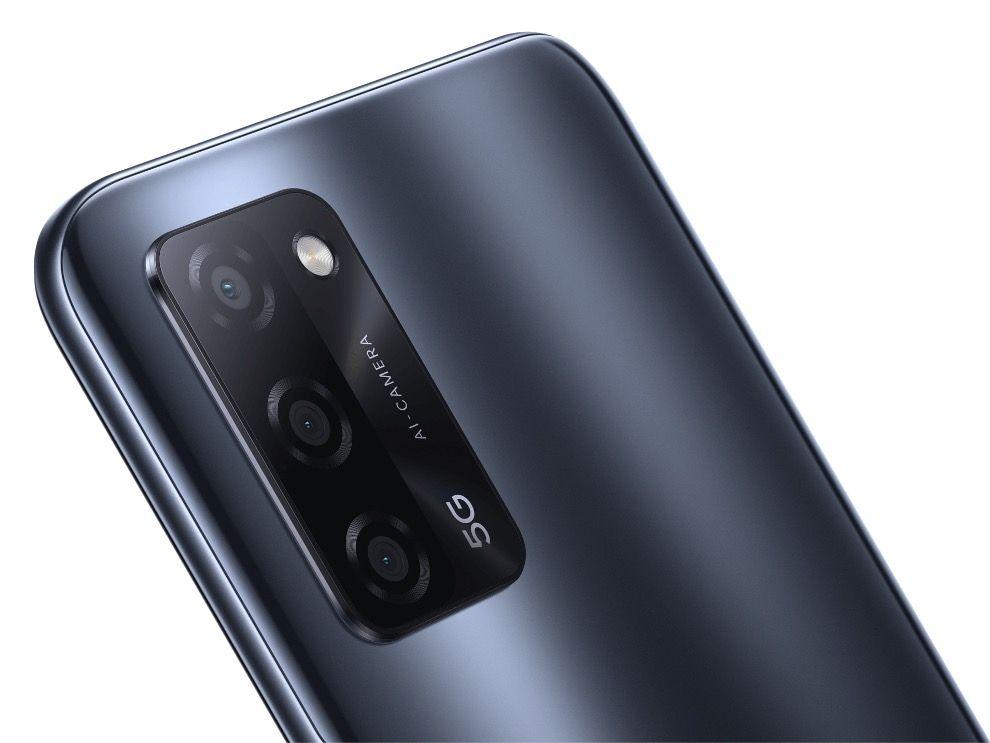 Oppo A53s 5G Cameras