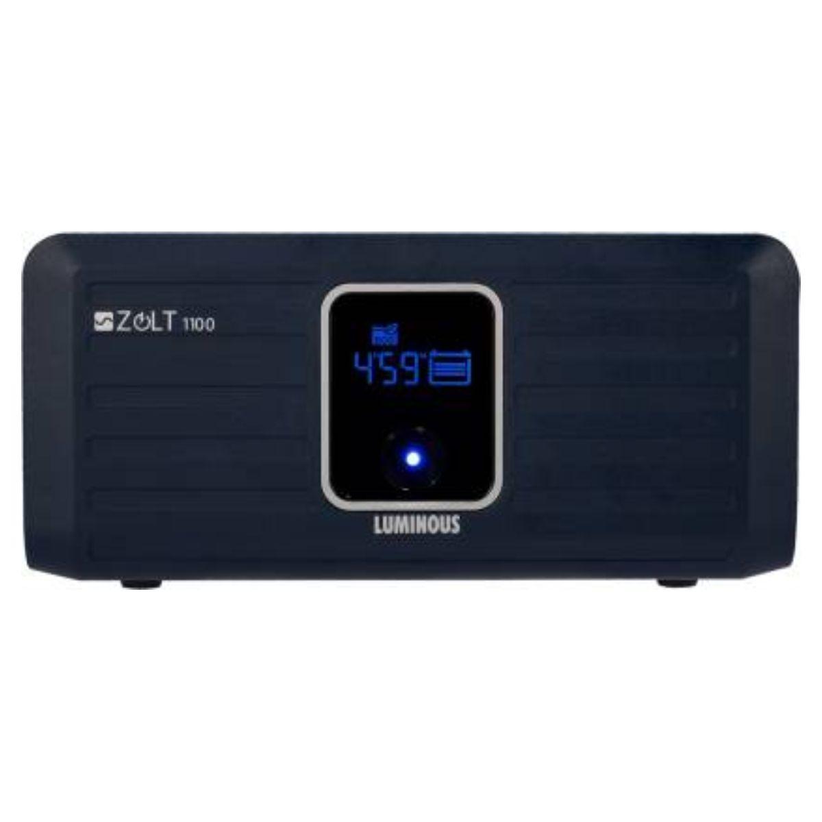 LUMINOUS Zolt 1100 Pure Sine Wave Inverter