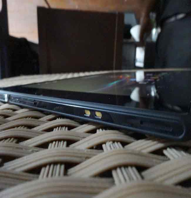 Sony Xperia Tablet Z: First Impressions | Digit