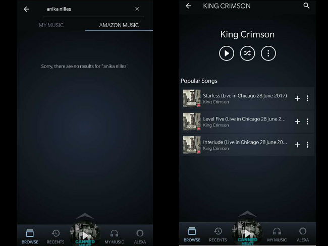 Amazon Prime Music: A case study in arriving late and making