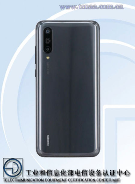 Rumoured Xiaomi CC9e