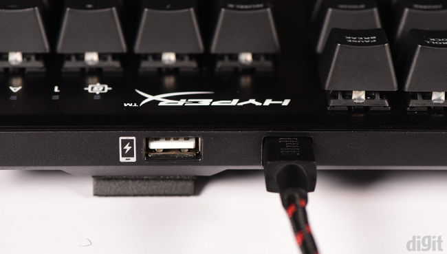 Kingston HyperX Alloy FPS USB passthrough