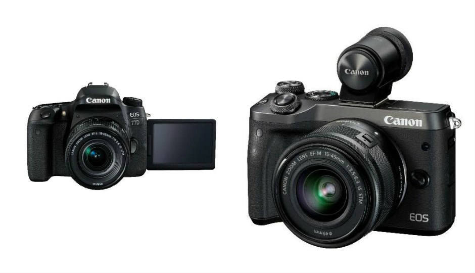 Canon launches three new cameras in India, prices start at Rs ...