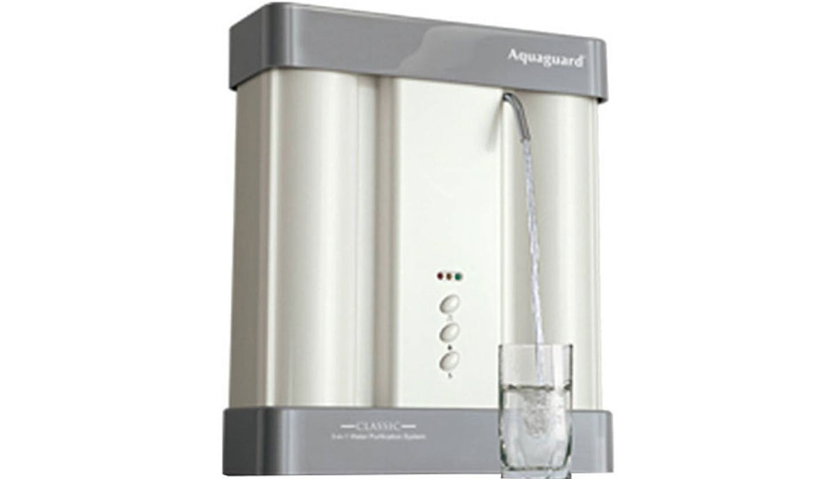 Aquaguard CLASSIC UV Water Purifier (GEY WHITE)