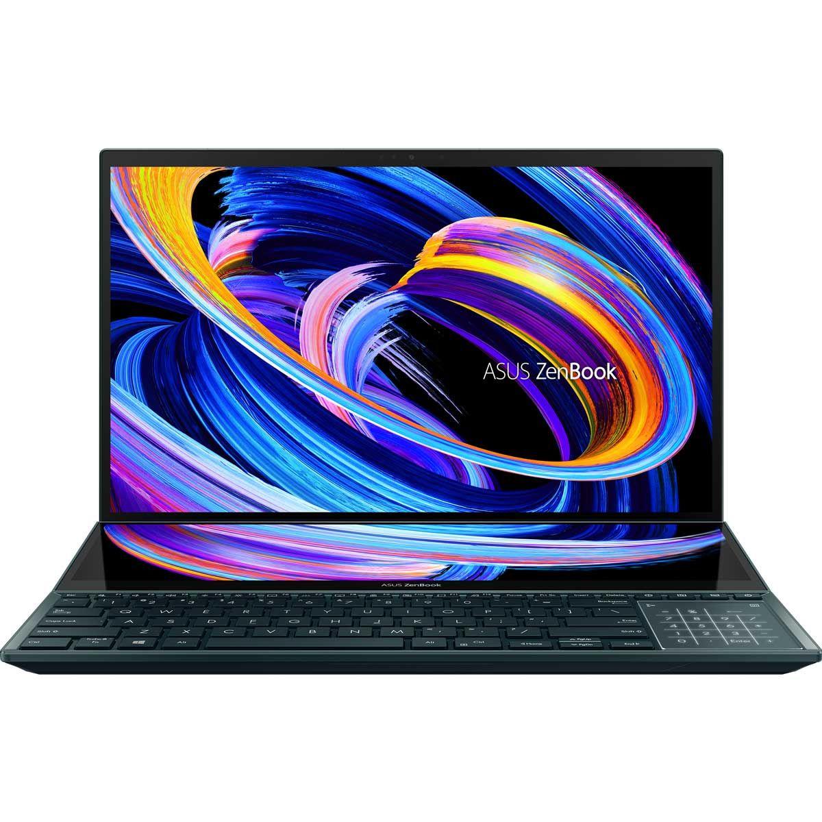 آسوس ZenBook Pro Duo 15 OLED 10th Gen Core i7-10870H (2021)