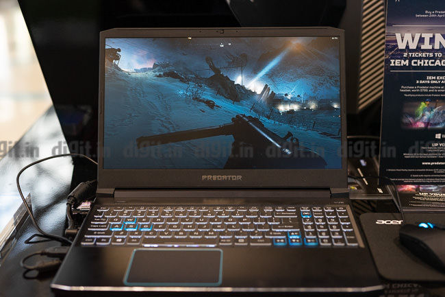 Acer Predator Helios 300 first impressions: worth looking