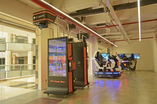 , [:en]Microgravity launches new VR-AR facility in Gurugram[:], Laban Juan