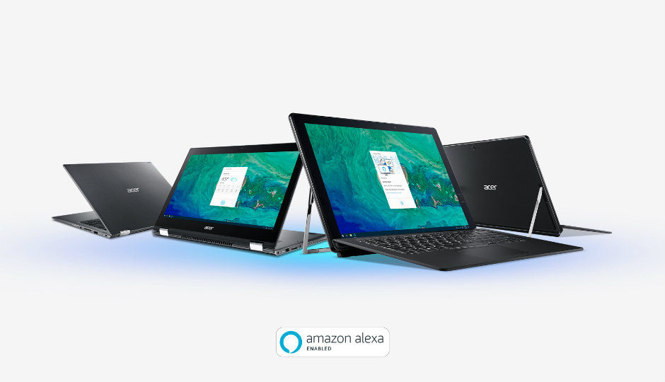 Acer announces plans for integrating Amazon Alexa to PCs in 2018