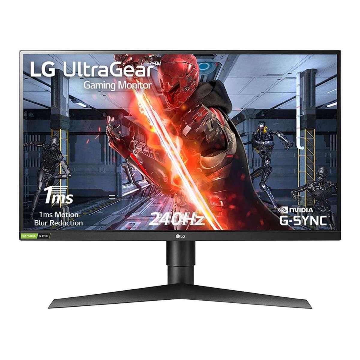 এলজি Ultragear 27GN750 27-Inch 240Hz গেমিং  monitor