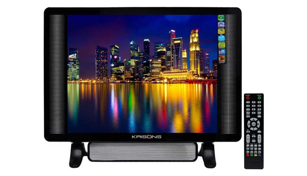 Krisons 19 அங்குலங்கள் HD Ready LED டிவி