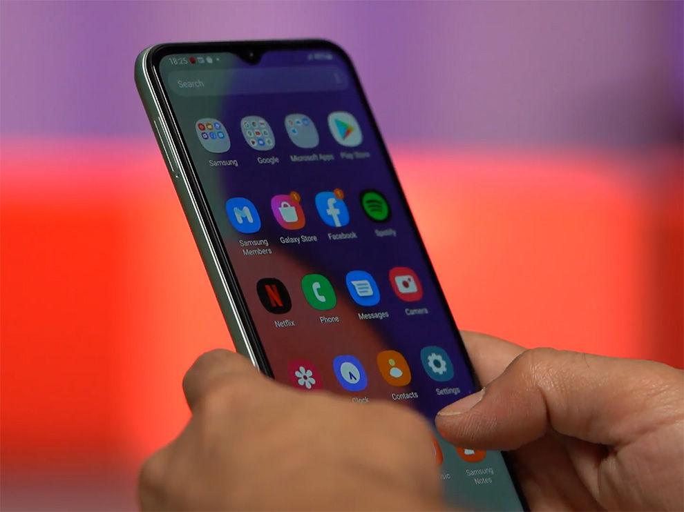 Galaxy A22 5G offers One UI 3.1.