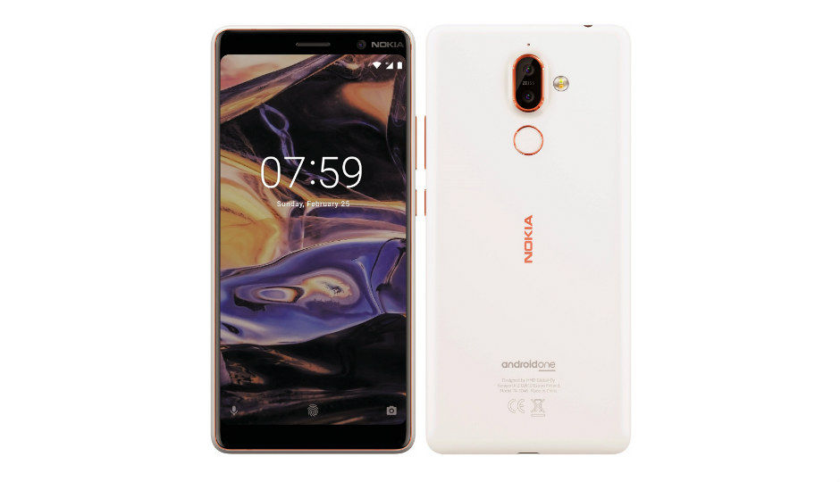 Nokia 7 Plus leaked ahead of MWC launch, may sport taller 18:9 di...