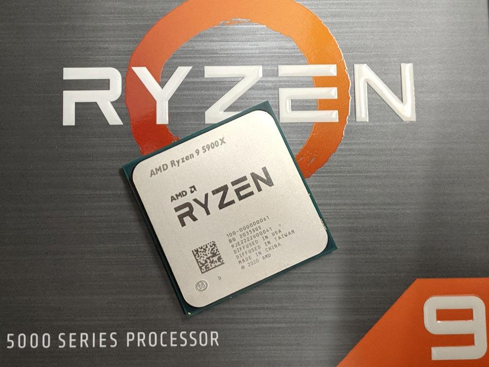 AMD Ryzen 9 5900X Desktop processor Review