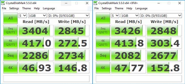 WD Black NVMe SSD 1 TB (2018)