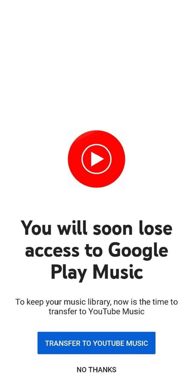 Google shuts down Play Music