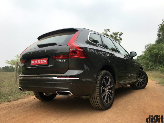 2017 Volvo XC60 technology, drive review: A notable