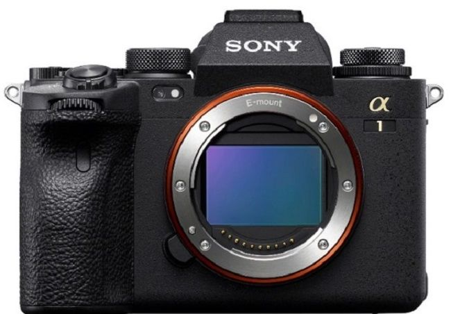 The camera has been launched at Rs 5,59,990.