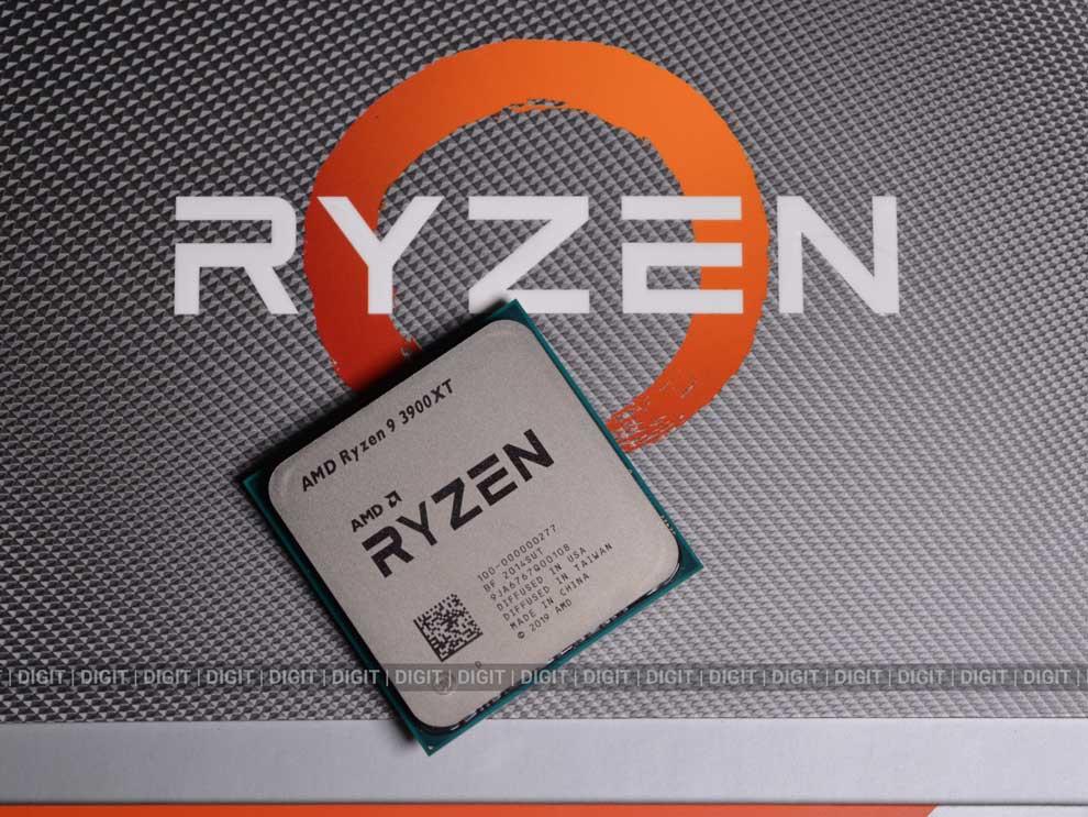 AMD Ryzen 9 3900XT Desktop processor Review Motherboard Gaming