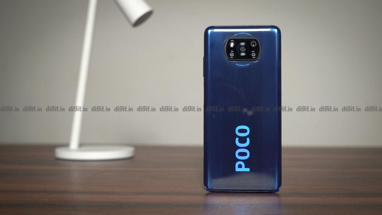 Poco X3 Price In India Full Specs 23rd March 2021 Digit