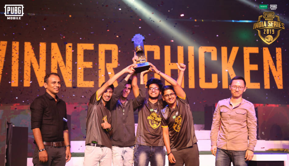 PUBG Mobile India Series 2019: Team S0UL wins Rs 30 Lakh prize mo...