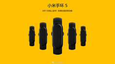 Xiaomi Mi Band 5 to launch on June 11 in China