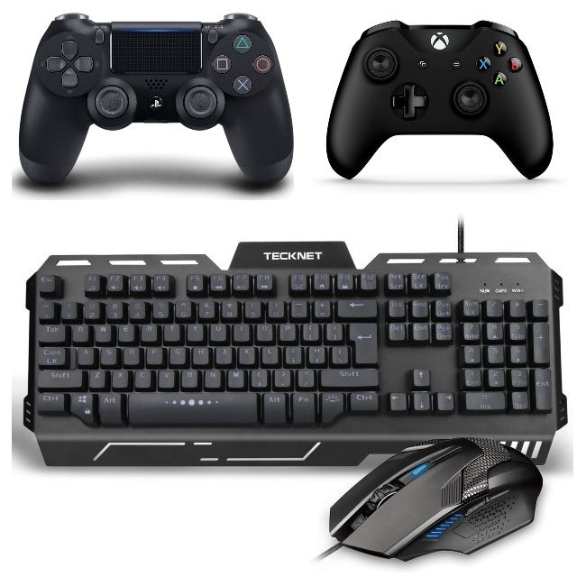 Moving from PC gaming to console gaming? Here are some things to