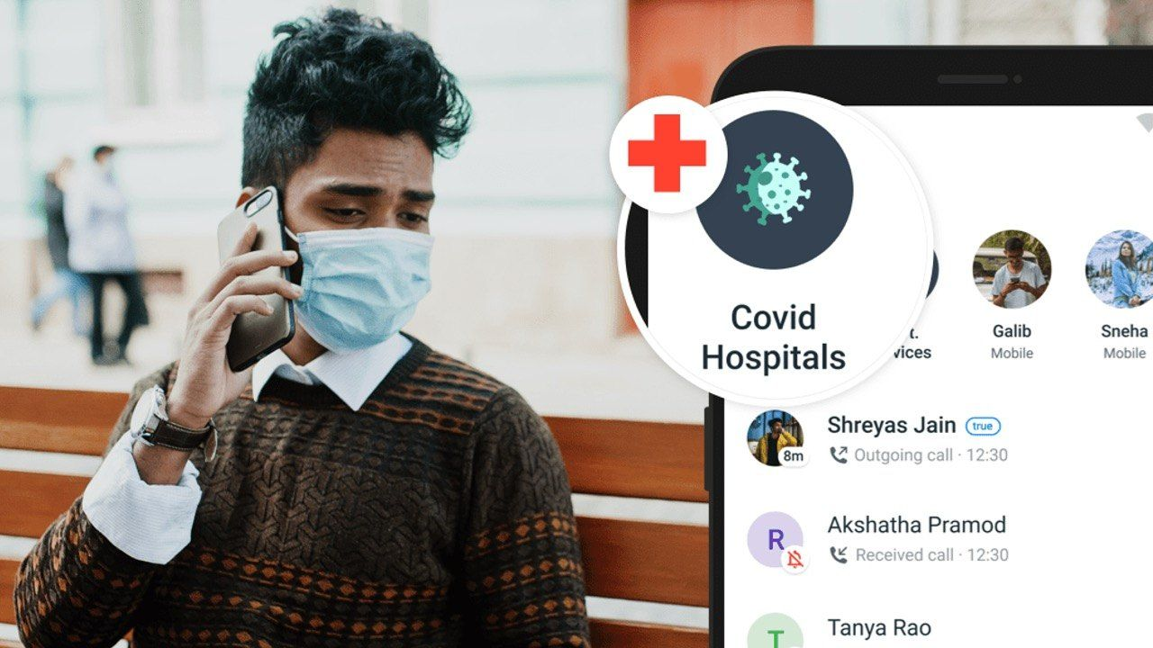 Truecaller launches COVID-19 Hospital directory for Android users in India | Digit