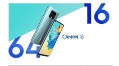 10 अक्तूबर को लॉन्च होगा Tecno Camon 16, 64MP का क्वाड कैमरा हो सकता है खासियत