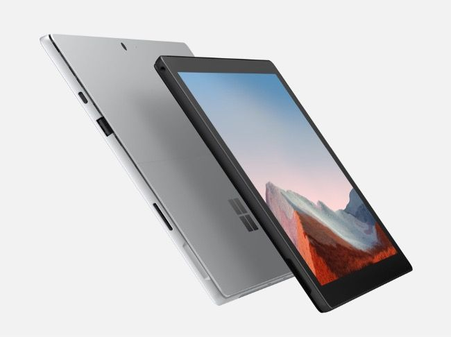 Microsoft Surface Pro 7+ features and pricing