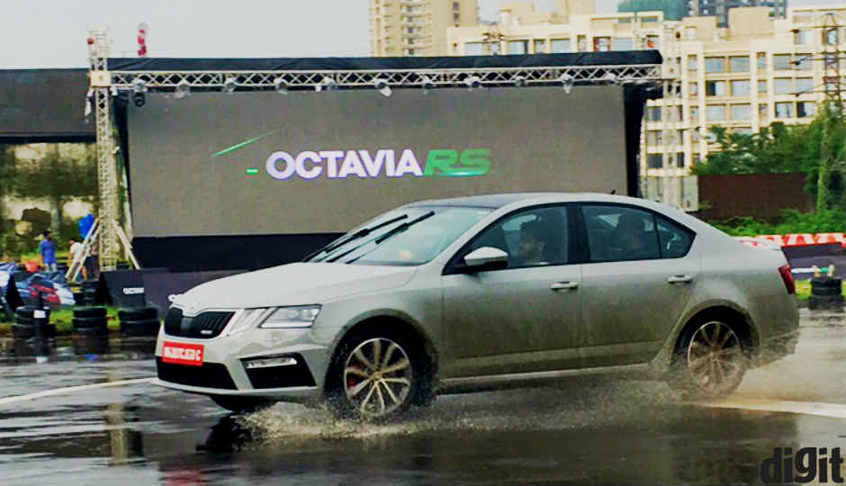 The 2017 Skoda Octavia Rs Brings Formidable Power Price Ratio To
