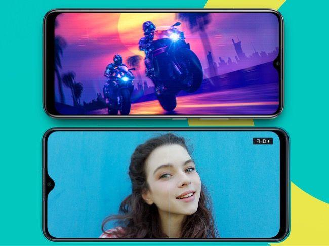 Realme Narzo 30A vs Xiaomi Redmi 9 Prime: Design and Display