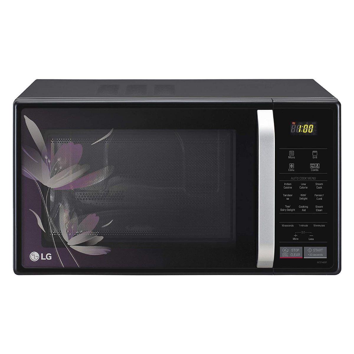 एलजी MC2146BP 21 L Convection Microwave Oven