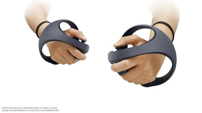 Sony's new PS5 VR controllers