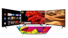 Amazon Great Indian Festival Gifting Happiness Days Sale 2020 में 55-इंच के 4K टेलीविज़न्स पर धमाका डील्स और ऑफर्स