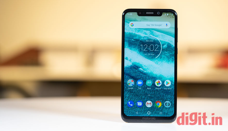 Moto One Power First Impressions Motorola Comes A Full Circle