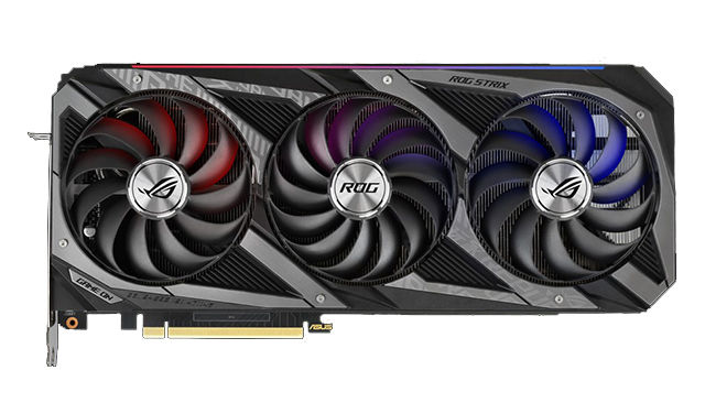 ASUS ROG Strix NVIDIA GeForce RTX 3080 Graphics Card