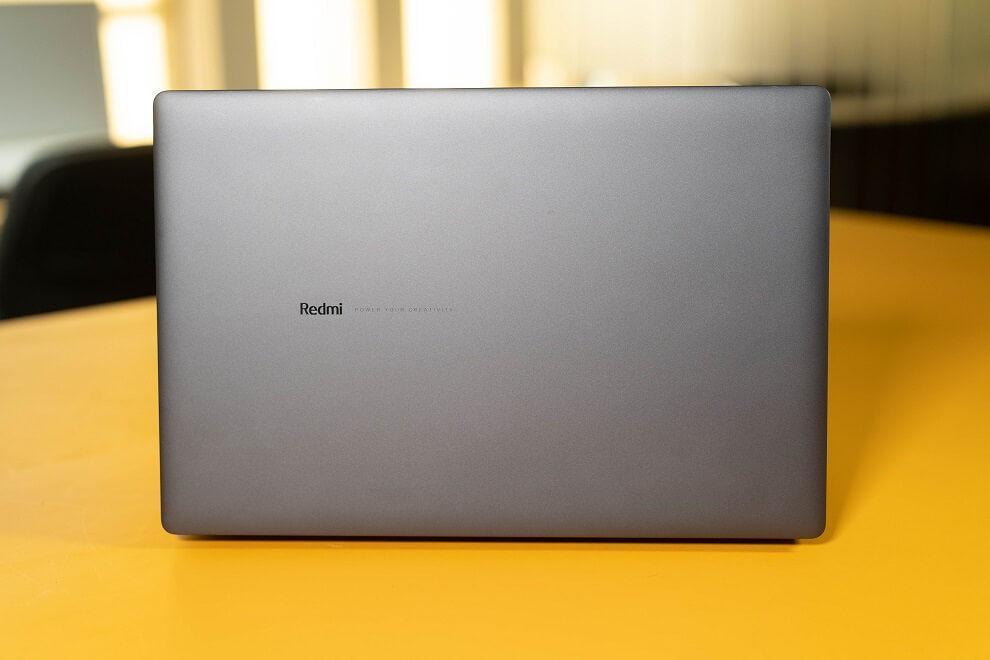 RedmiBook 15 Pro design