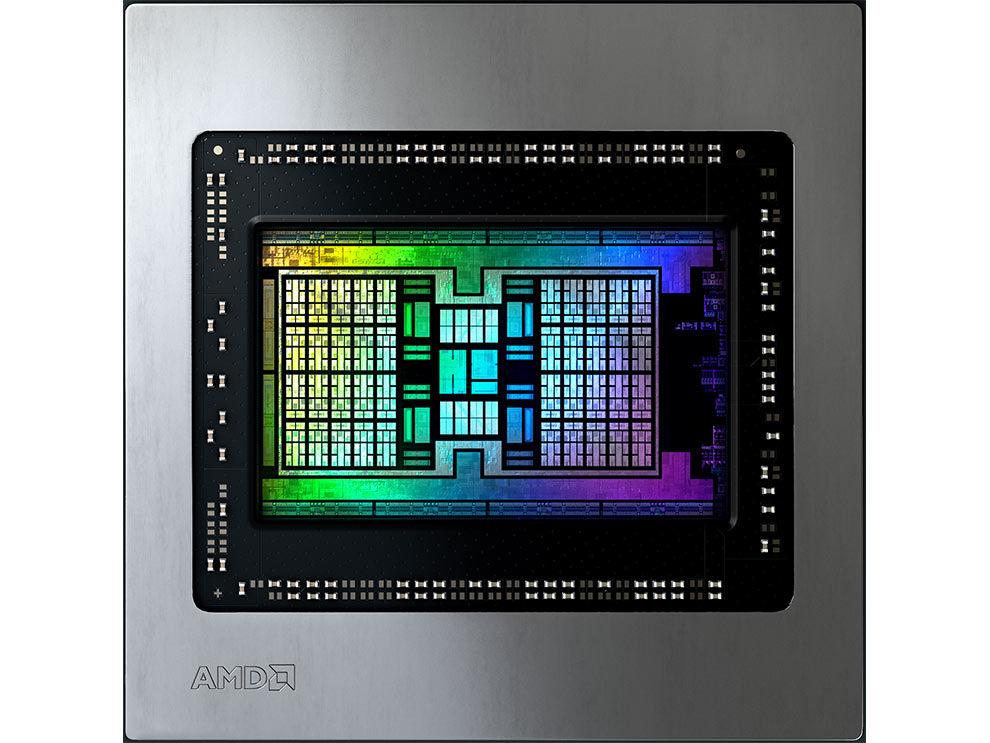 Radeon RDNA 2 RX 6000 Big Navi Die