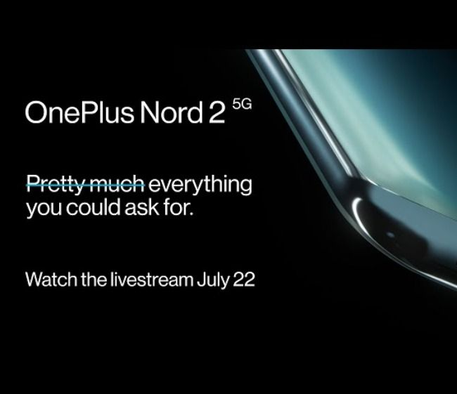 OnePlus Nord 2 OnePlus Buds Pro Launch specs India specifications