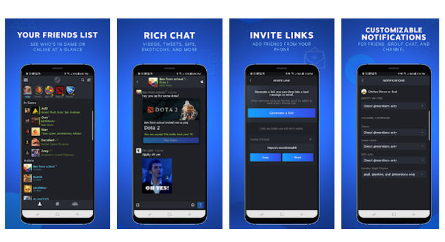 Valve launches standalone Steam Chat app for Android and iOS – PC
