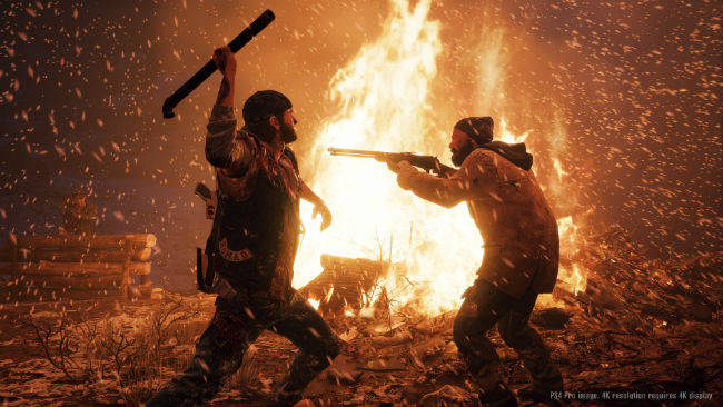 Days Gone will now hit PCs