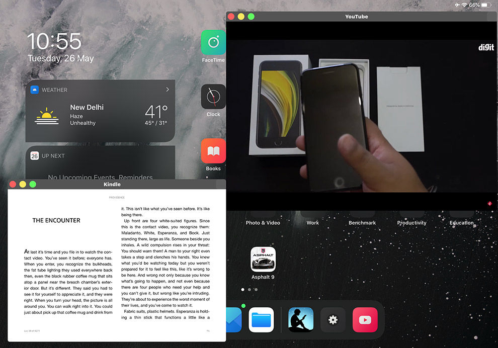Jailbreak tweak MilkyWay2 brings desktop-like multitasking to the iPad
