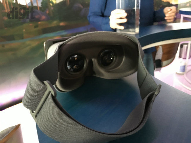 Google Daydream View hands-on: The next evolution in mobile