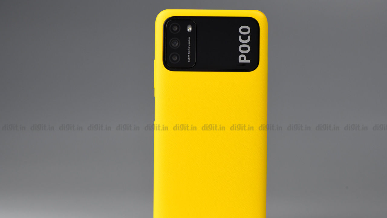 Poco M3  Review: Stylish and functional
